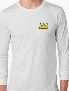 Crown Long Sleeve T-Shirt