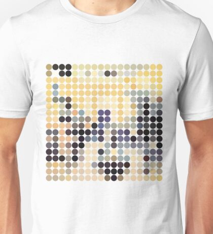 DEFINITELY MAYBE, BENDAY DOTS, OASIS Unisex T-Shirt