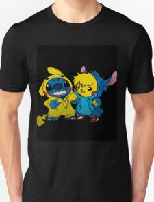 pika&stitch  Unisex T-Shirt