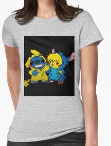 pika&stitch  Womens Fitted T-Shirt