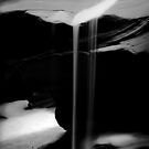 Sand Waterfall #2 by Candy Gemmill