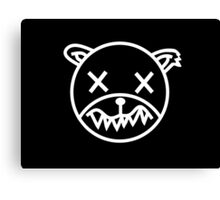 Death Bear Canvas Print