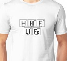 "Half-Life ""Periodic Table"" Unisex T-Shirt"