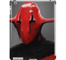 Crimson Corsair iPad Case/Skin