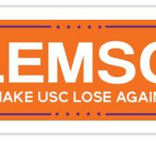 clemson make usc lose again  Sticker