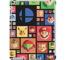 Super Smash bros 4 iPad Case/Skin