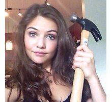 Danielle Campbell Photographic Print