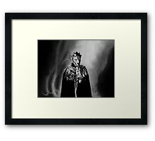 DM : Dave Jungle King Framed Print