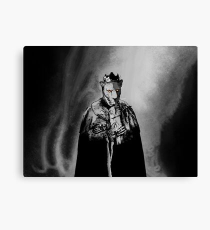 DM : Dave Jungle King Canvas Print
