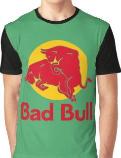 Bad Bull Graphic T-Shirt
