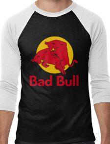 Bad Bull Men's Baseball ¾ T-Shirt