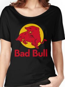 Bad Bull Women's Relaxed Fit T-Shirt