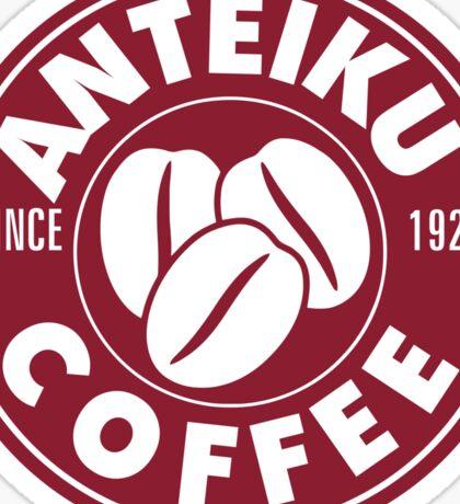 Anteiku Coffee Sticker