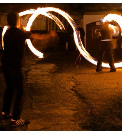 Fireplay 1 - Halloween, Derry 2012 Sticker