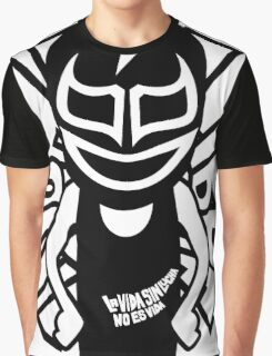 LUCHA LOGO5 Graphic T-Shirt