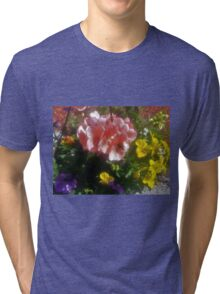 Shadow Clan Mother's Day Bouquet Tri-blend T-Shirt