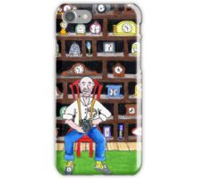 Time Collector iPhone Case/Skin