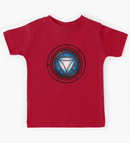 The Arc Reactor Kids Tee