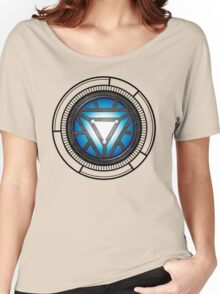 The Arc Reactor Women's Relaxed Fit T-Shirt