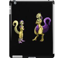 Golden Battle iPad Case/Skin