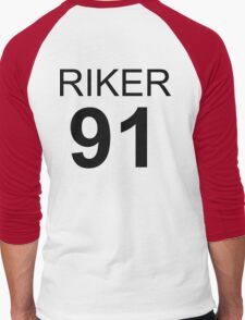 Riker Lynch 1991 Baseball Tee Men's Baseball ¾ T-Shirt