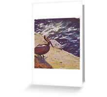 Pelican Point Greeting Card