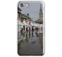 Oh So London - Rain, Puddles and Reflections iPhone Case/Skin