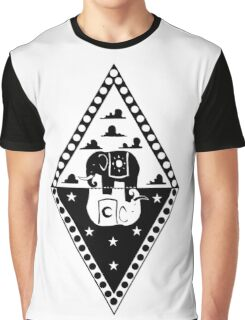The Sun & The Moon Graphic T-Shirt