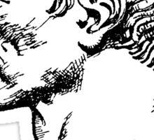 Roman Numerals: U Wot M8? Sticker