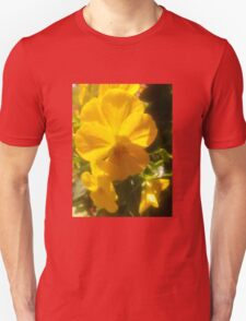 Shadow Clan Yellow Flower T-Shirt