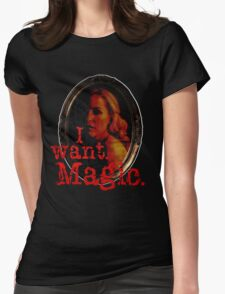 A Streetcar Named Desire Womens Fitted T-Shirt
