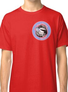 Tongue Tied (Blue Red) Classic T-Shirt