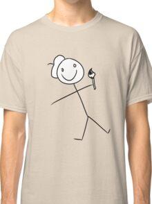 I'm an artist v.2 Classic T-Shirt