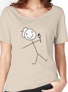 I'm an artist v.2 Women's Relaxed Fit T-Shirt