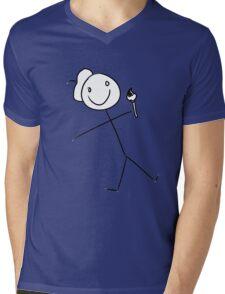 I'm an artist v.2 Mens V-Neck T-Shirt