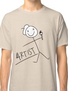 I'm an artist Classic T-Shirt