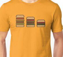 BURGERS ICON Unisex T-Shirt
