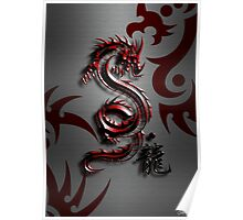 Spirit of The Red Dragon Poster