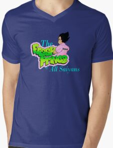 The Fresh Prince of All Saiyans  Mens V-Neck T-Shirt