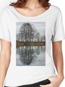 Of Mirrors and Trees Women's Relaxed Fit T-Shirt