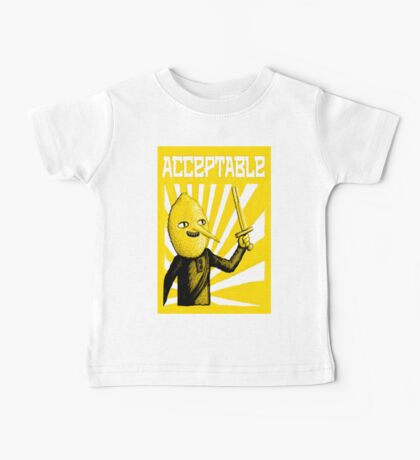 Acceptable, 2014 Baby Tee
