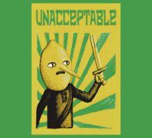 Unacceptable, 2014 One Piece - Short Sleeve