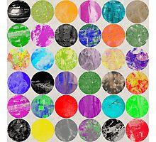 36 Textures Photographic Print