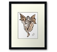 Cthulyn Monroe, 2014 Framed Print