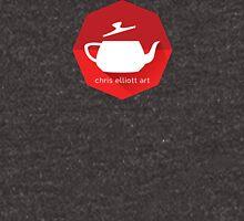ChrisElliottArt Teapot Medallion Unisex T-Shirt