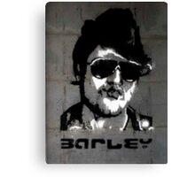 Barley, 2014 Canvas Print