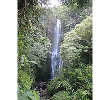 Maui Waterfall Photographic Print