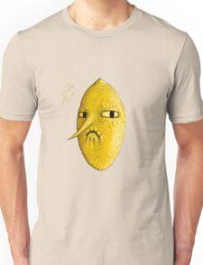 Lemongrab, 2014 Unisex T-Shirt