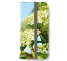Fanciful  Flowers  iPhone Wallet/Case/Skin