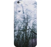 Surfing the Trees iPhone Case/Skin